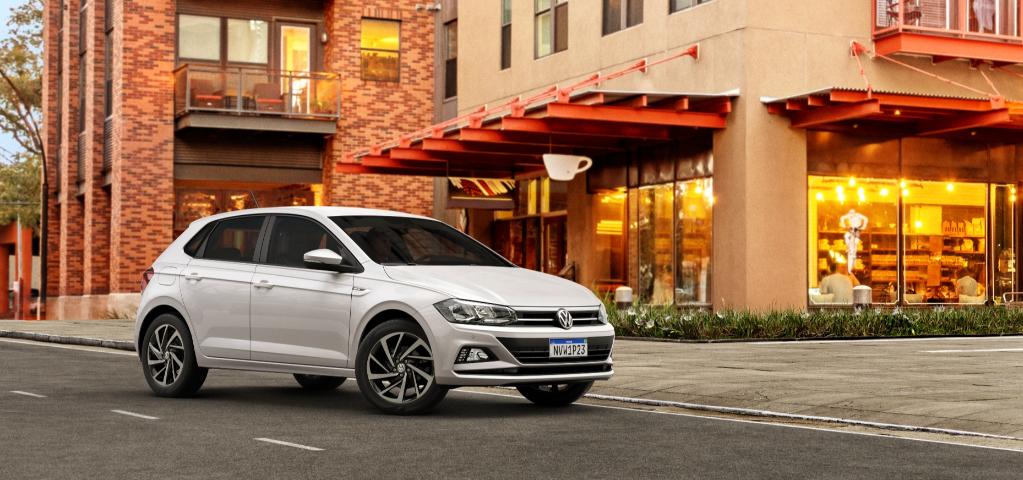 Lançamento: VW Polo e VW Virtus 2022 recebem a central multimídia VW Play
