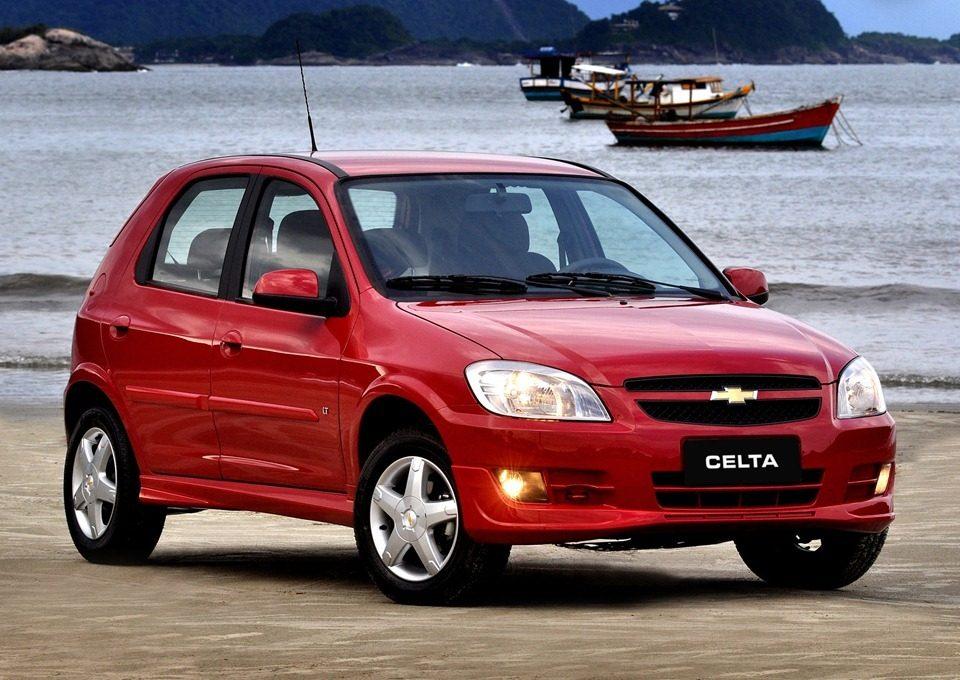 Recall para Chevrolet Celta e Chevrolet Classic