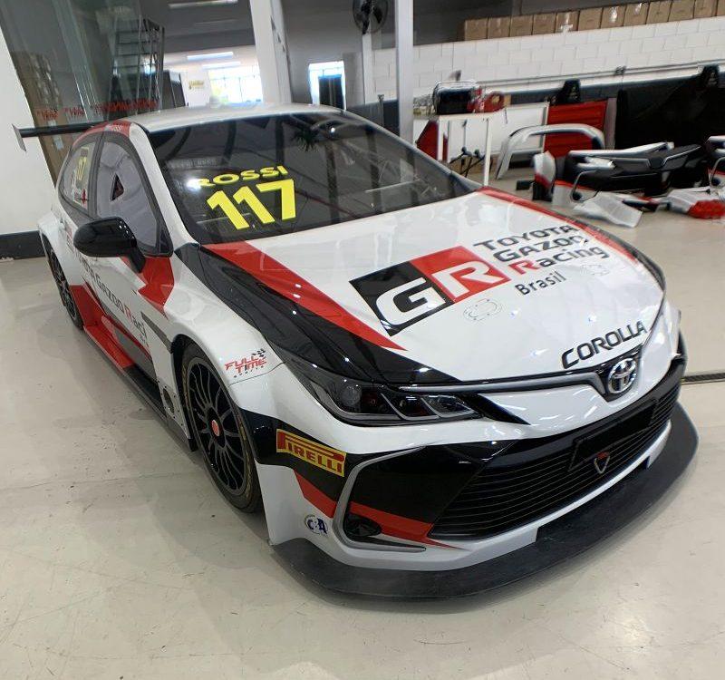 Toyota Corolla Stock Car