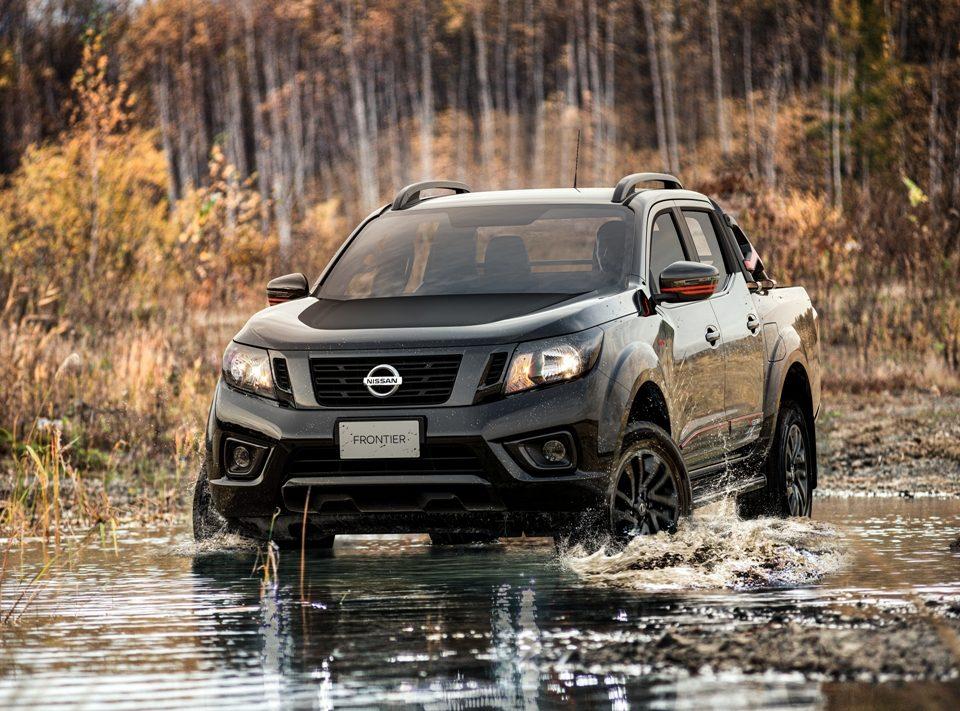 Lançamento: Série especial Nissan Frontier X-Gear