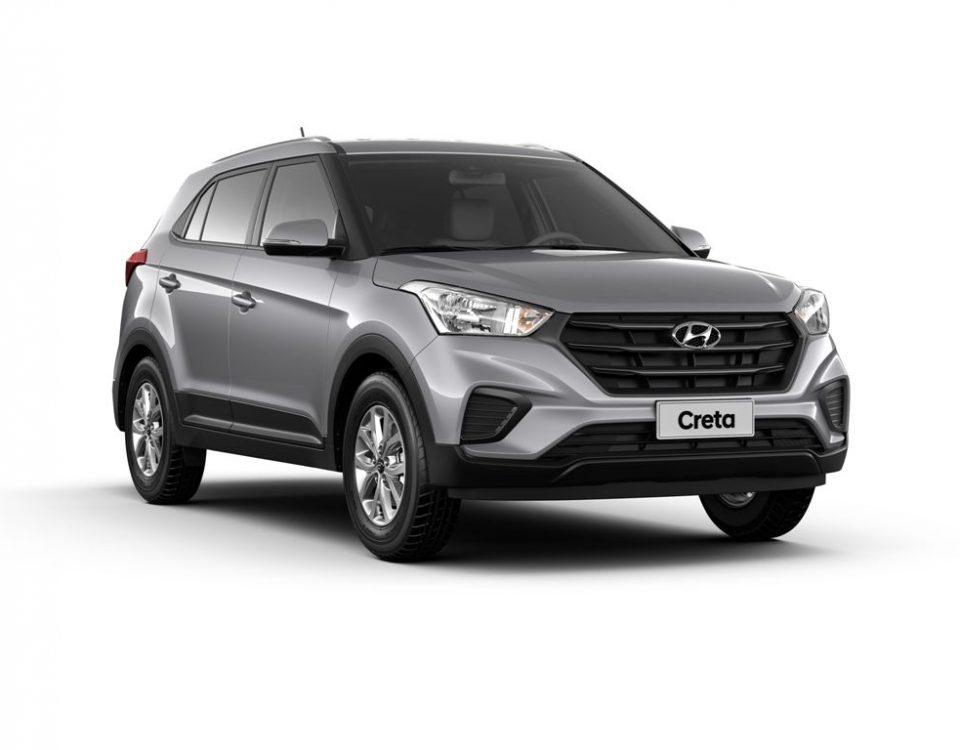 Lançamento: Hyundai Creta Action 1.6 câmbio automático
