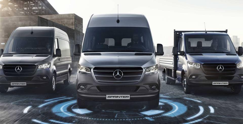 Mercedes-Benz oferece Sprinter em condições especiais