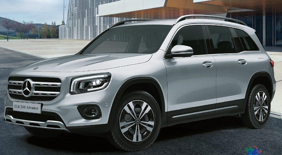 Mercedes-Benz promove ação de vendas GLB Week