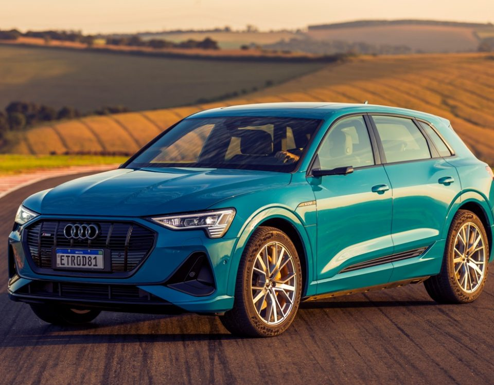 Lançamento: SUV Audi elétrico e-tron