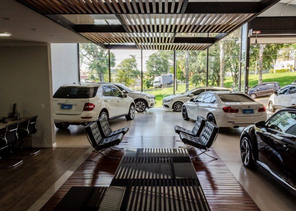 Compra e venda veículos usados por Internet sem sair de casa
