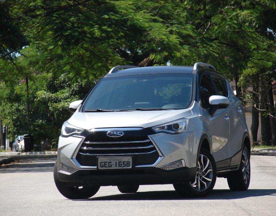 Avaliação: Jac T50 o SUV compacto da Jac Motors