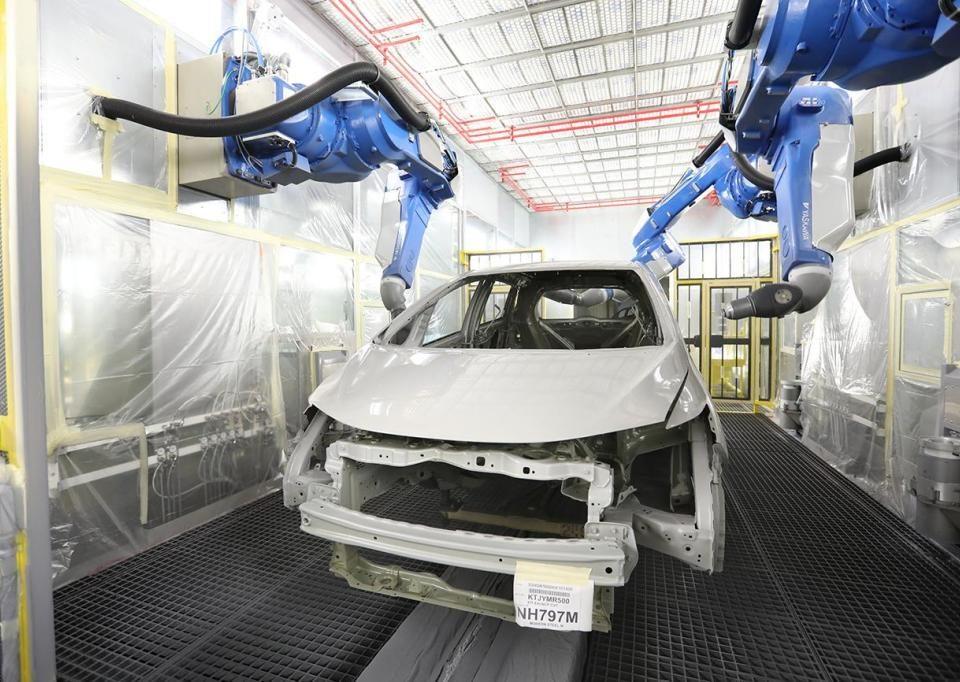 Honda Automóveis retoma a produção