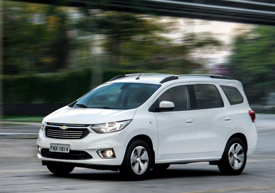 GM amplia garantia e revisões para os veículos da marca Chevrolet