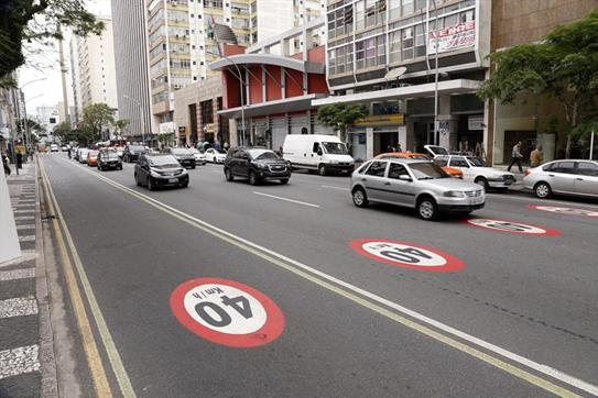 Rodízio de veículos em São Paulo retorna ao sistema normal