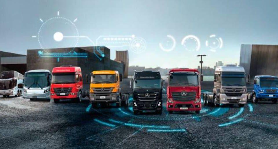 Mercedes-Benz estende garantia dos veículos comerciais