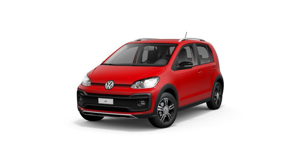 Lançamento: VW up! Xtreme 1.0 TSI 2021