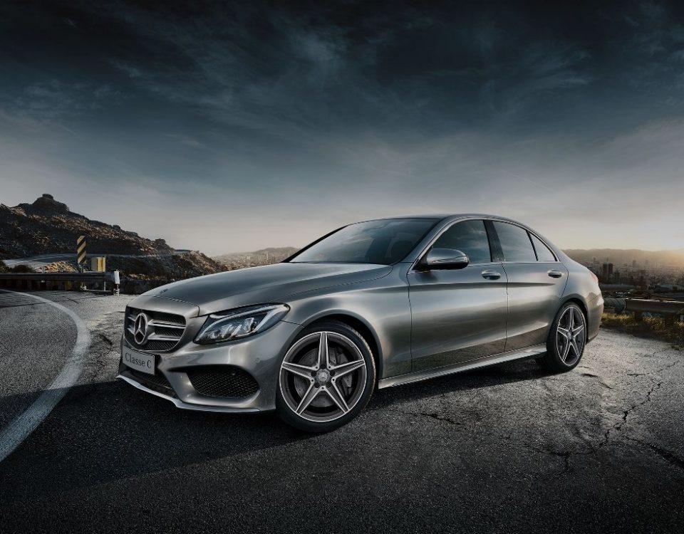 Condições especiais de venda para Mercedes-Benz Classe C e GLA