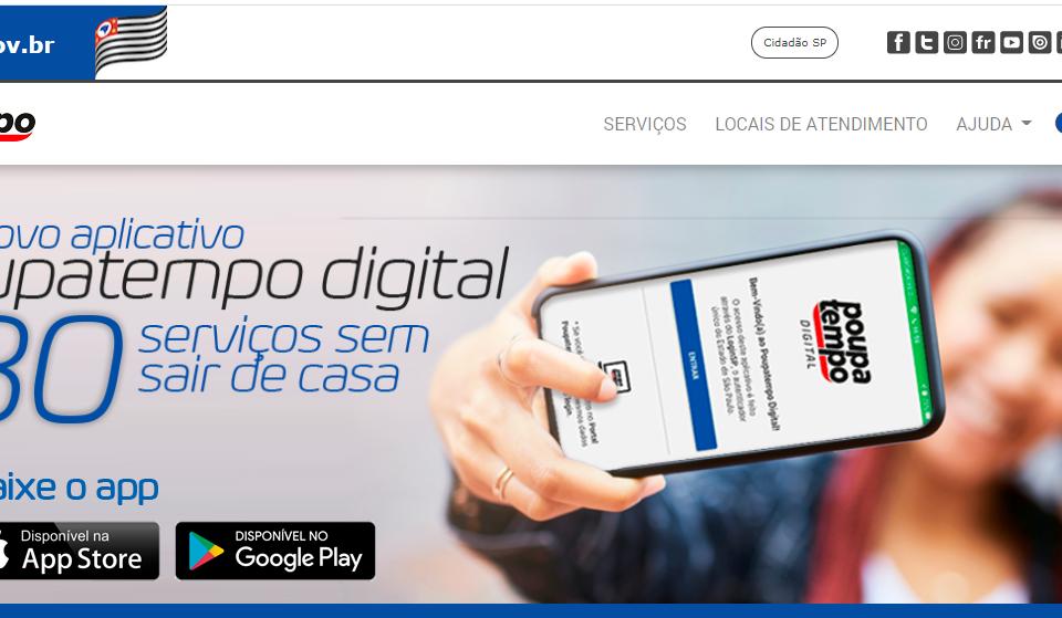 Detran SP oferece renovação de CNH online