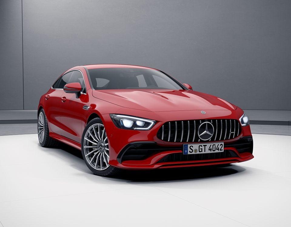 Lançamento: Novo Mercedes-AMG GT 43 edição limitada