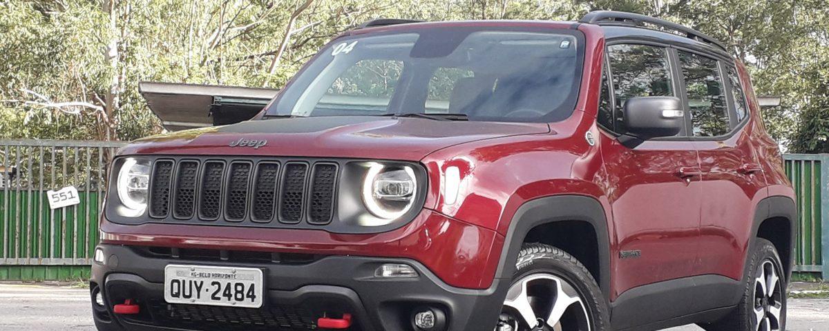 Promoção Jeep paga 100% da tabela Fipe na troca do usado por novo