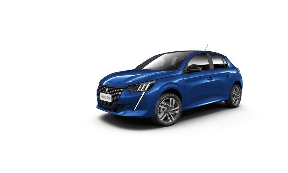 Lançamento: Novo Peugeot 208 2021
