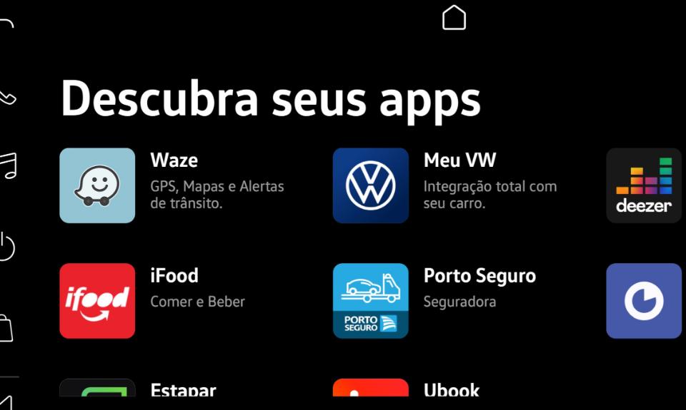 VW Play é o novo sistema de infotainment do Nivus
