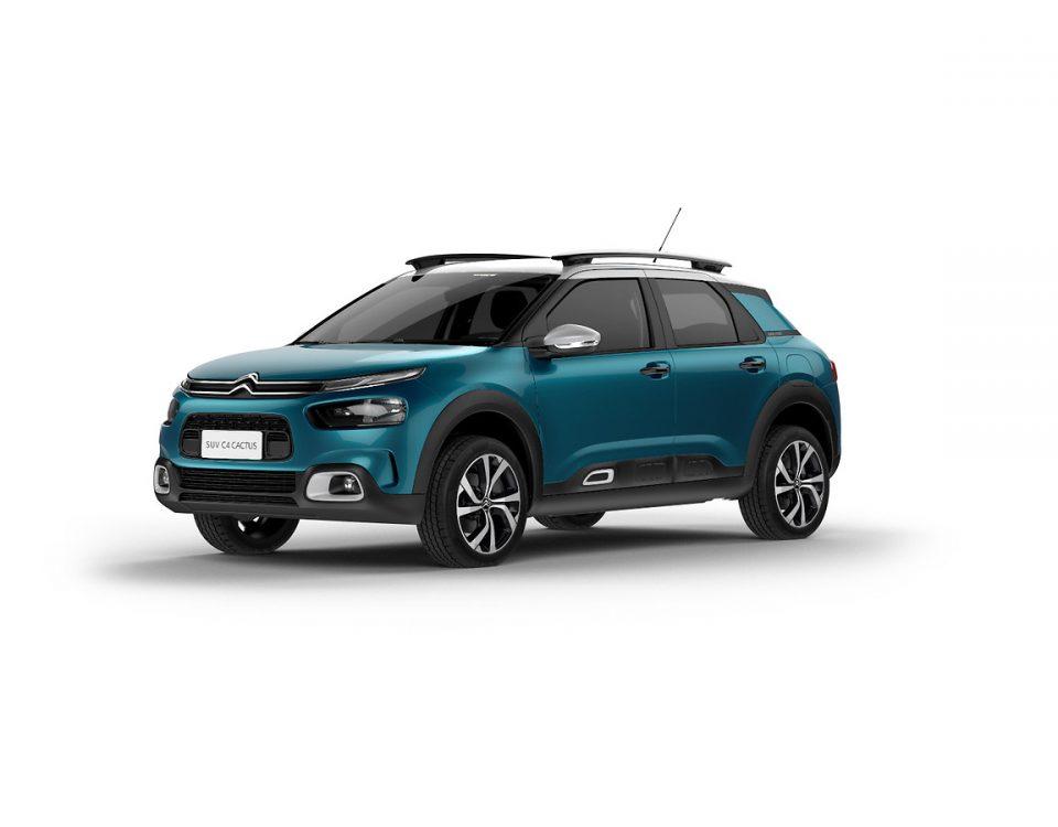 Promoção SUV Citroën C4 Cactus