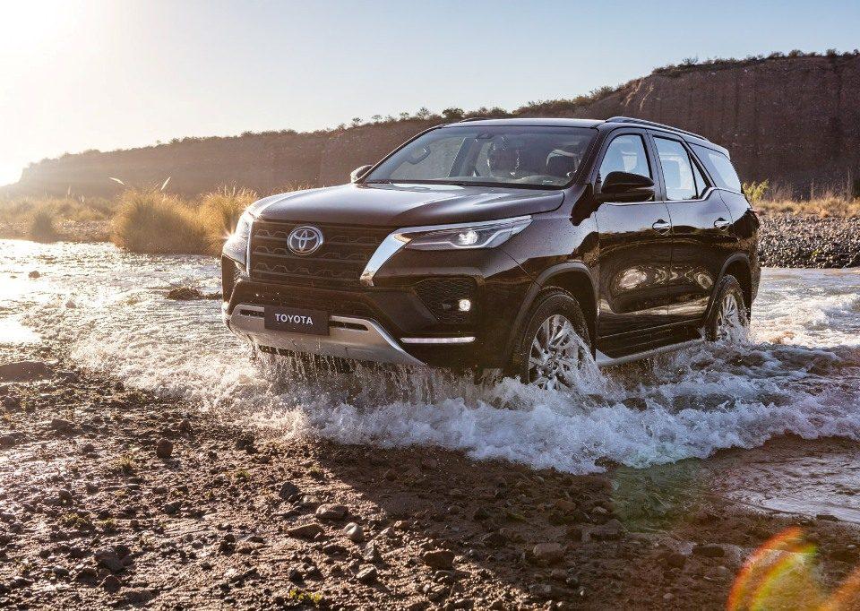Lançamento: Toyota SW4 2021