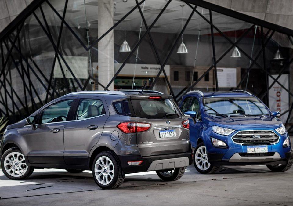 EcoSport com desconto de até R$ 14.000 na CAOA Ford