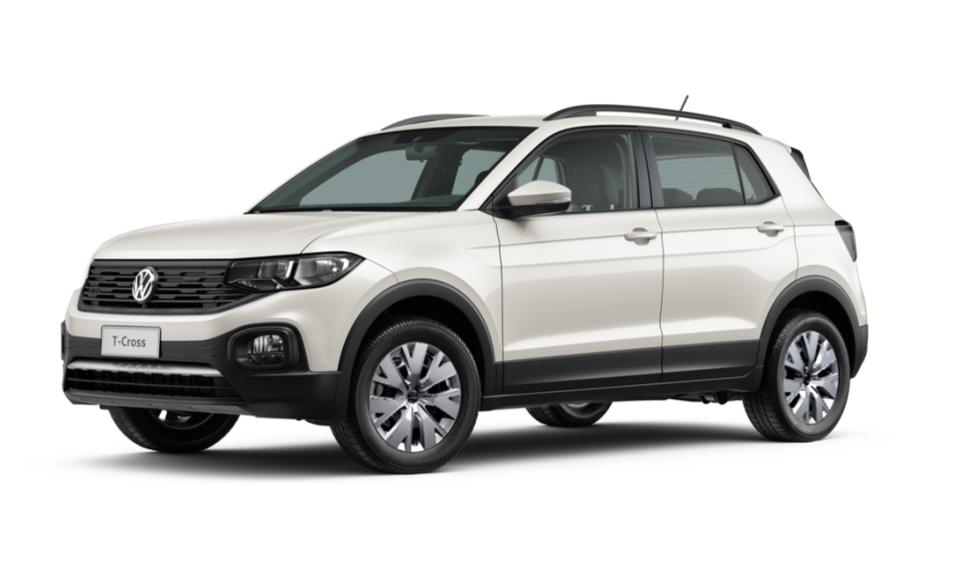 Lançamento:VW T-Cross Sense por R$ 92.990