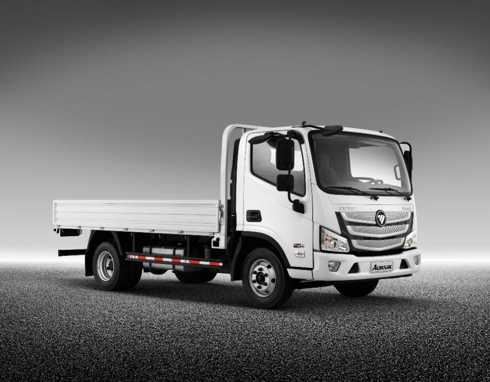 Lançamento: Novos caminhões urbanos da Foton