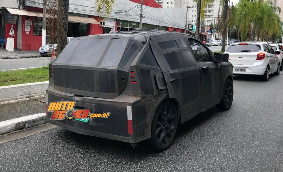 Novo SUV da Fiat