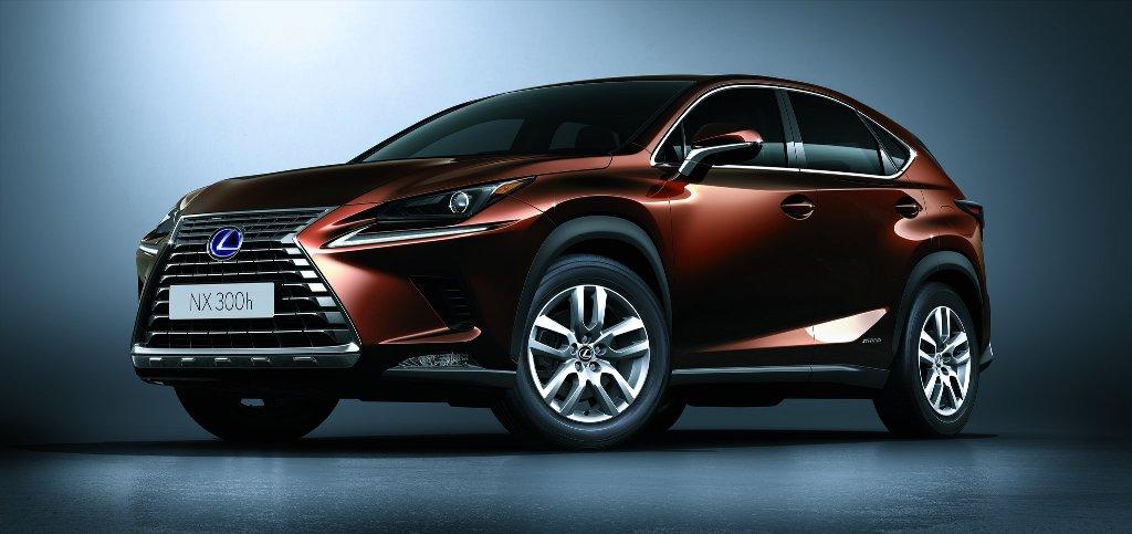 Lançamentos: Lexus RX 450h e NX 300h 2021