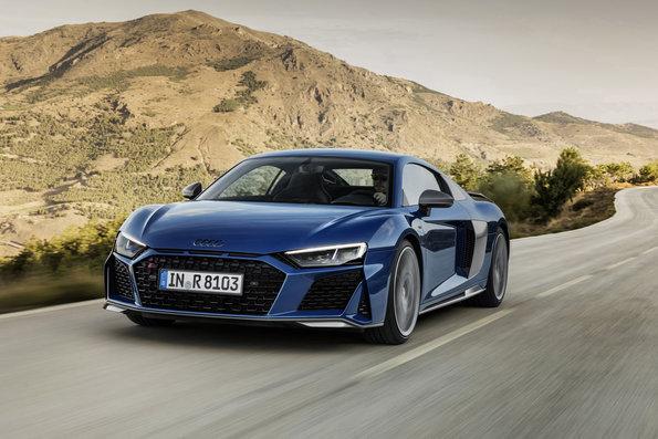 Audi confirma superesportivo Audi R8 no segundo semestre