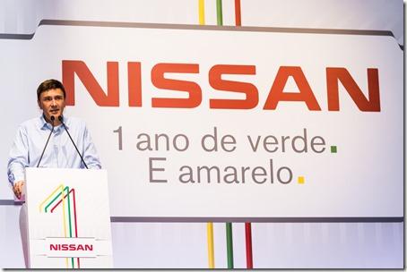 Nissan celebra primeiro ano de atividades do Complexo Industrial de Resende, que atinge a marca de 30 mil veículos produzidos