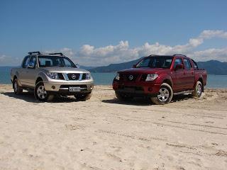 Lançamento: Nissan Frontier agora é nacional