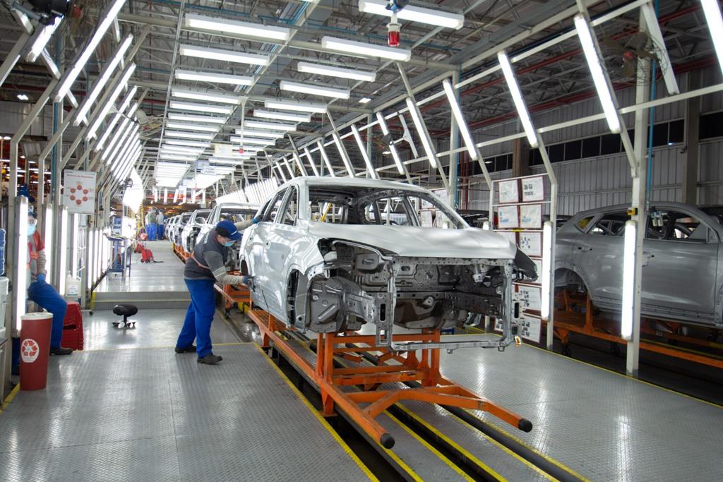 CAOA CHERY atingi a marca de 50.000 automóveis produzidos