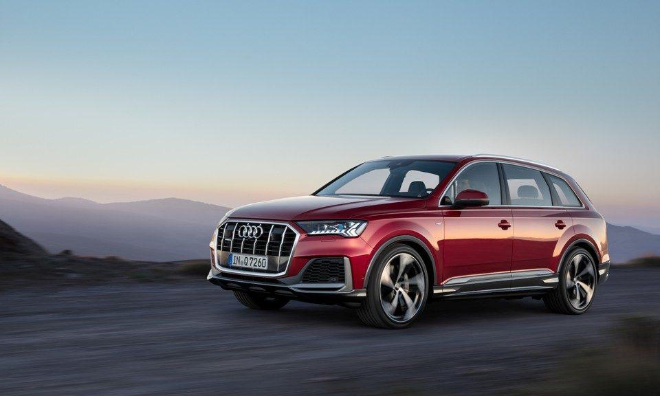 Pré-venda do Novo Audi Q7