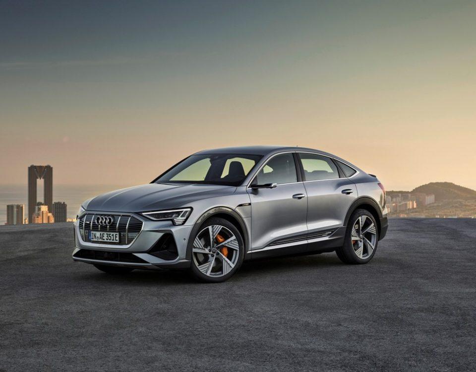 Audi e-tron Sportback por assinatura