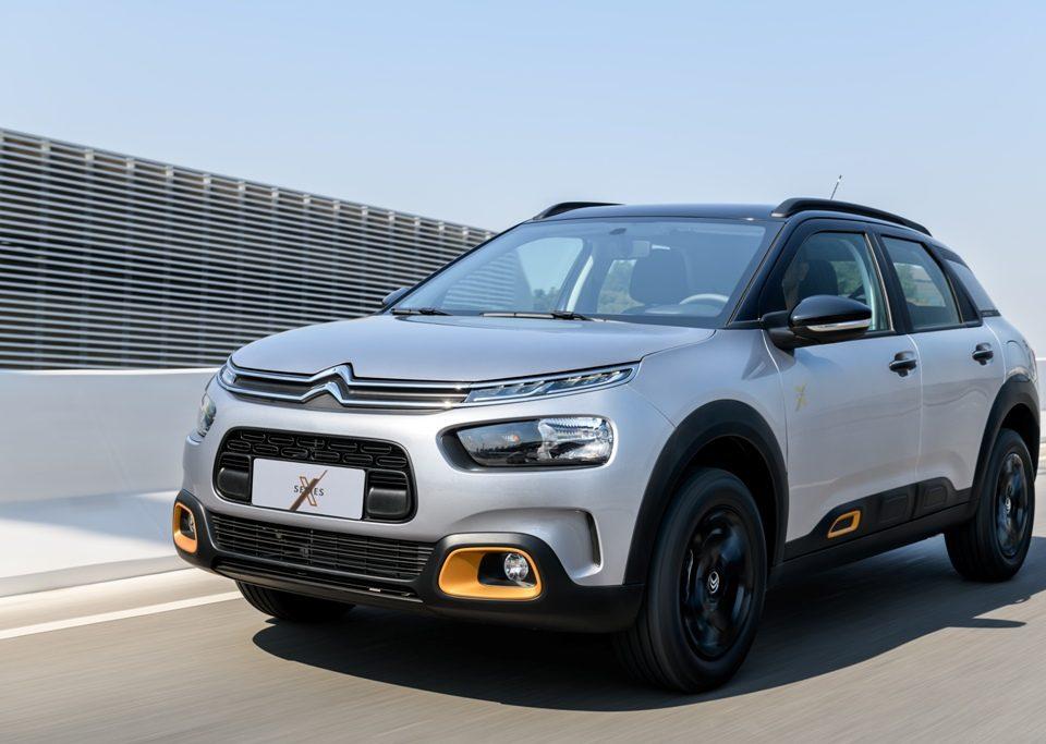Lançamento: Citroën C4 Cactus X-SERIES