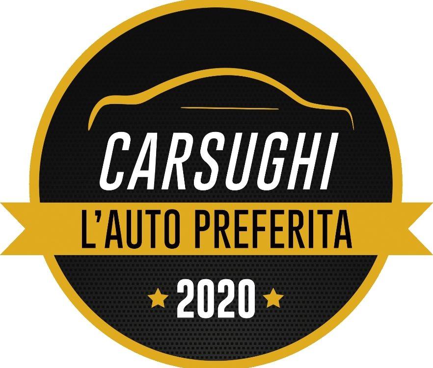 Vencedores do Prêmio Carsughi L'Auto Preferita