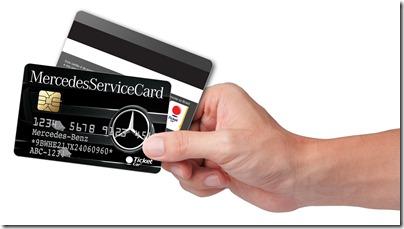 Cartão Mercedes-Benz_2