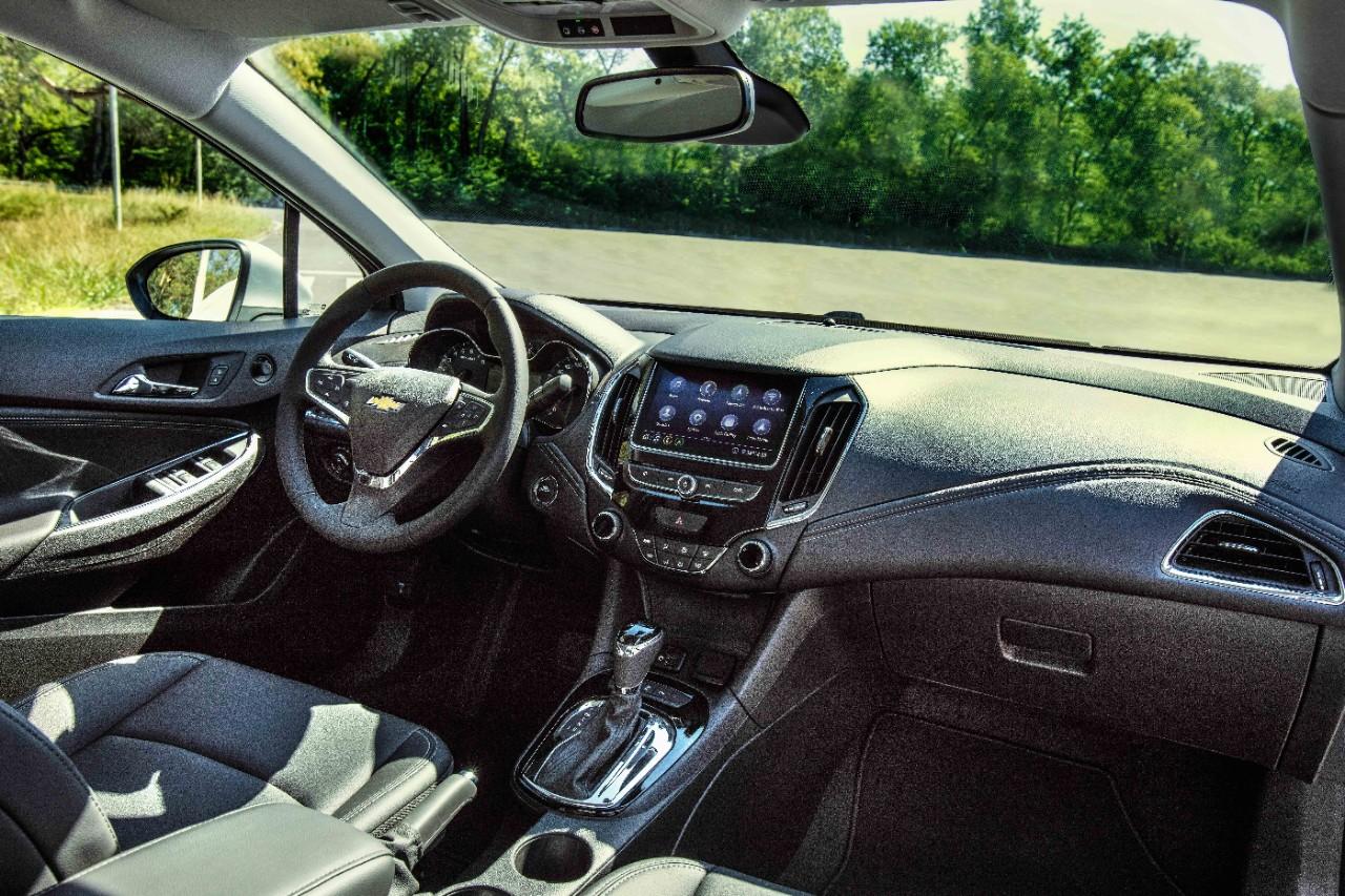 Lançamento: Chevrolet Cruze 2021