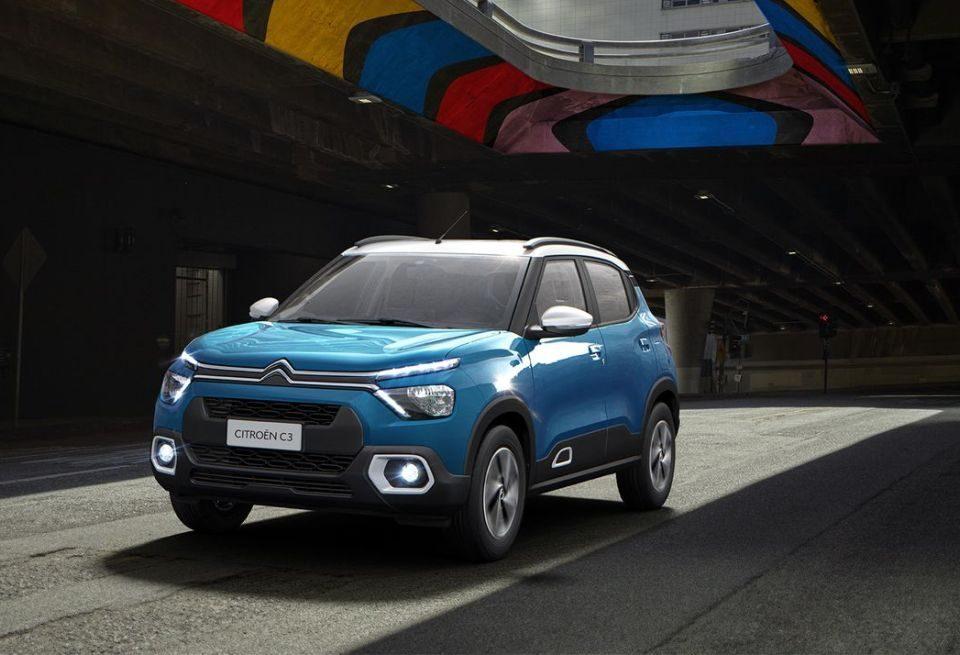 Stellantis revela o novo Citroën C3
