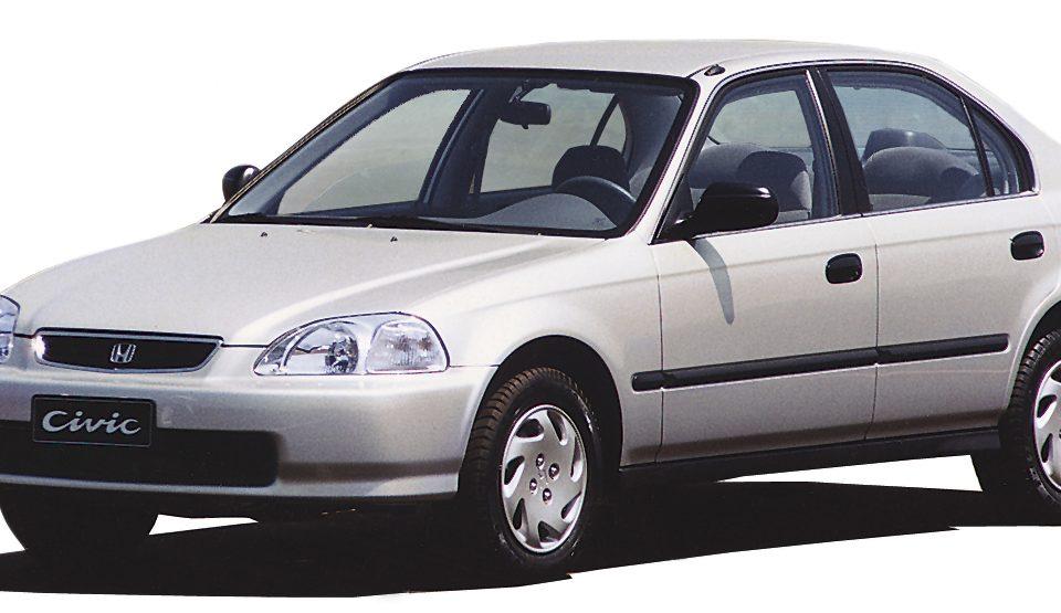 Recall para Honda Civic, Accord, CR-V e Odyssey