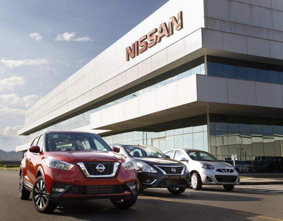 Nissan retoma a produção nas fábricas da América Latina