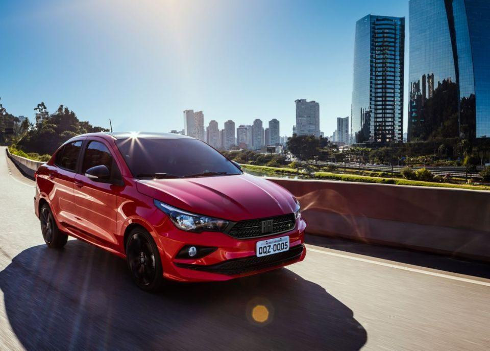 Lançamento: Fiat Cronos 2021