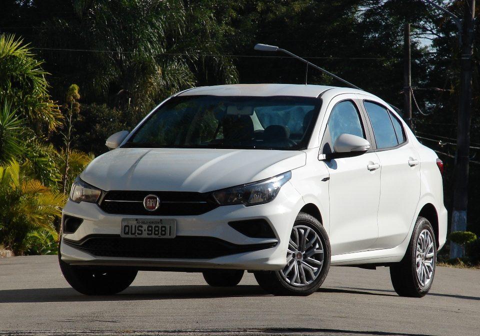 Avaliação: Fiat Cronos Drive 1.8 Automático