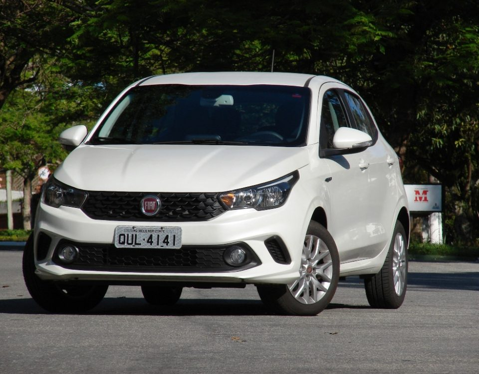 Avaliação: Fiat Argo Precision1.8 AT câmbio automático 2020