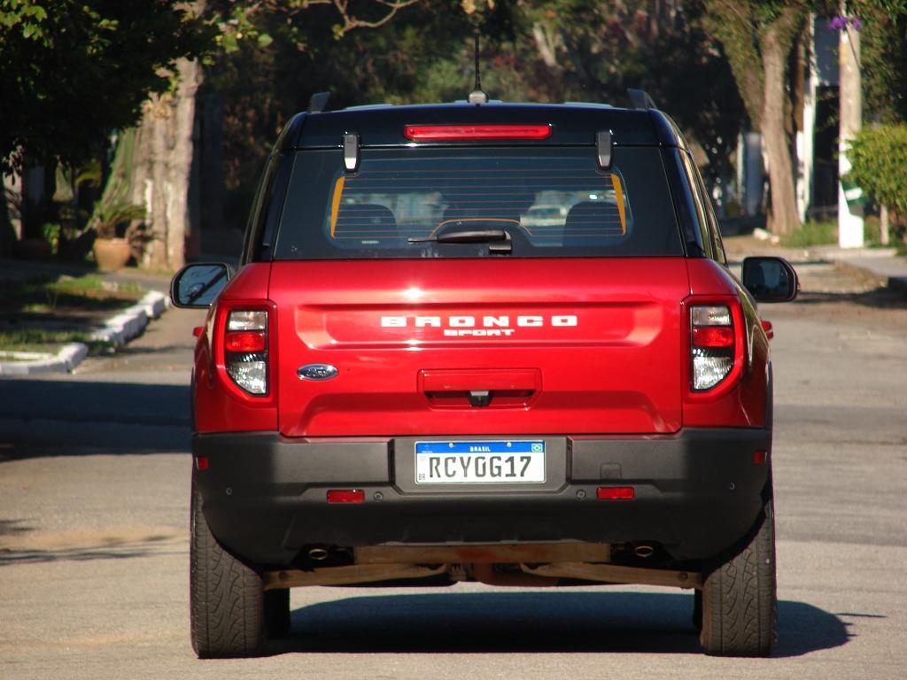 Lançamento: Ford Bronco Sport Wildtrack