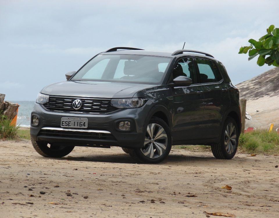 Lançamento: VW T-Cross Sense linha 2021 custa R$ 69.990