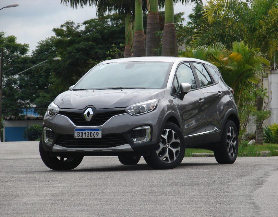 Renault Captur, Kwid e Stepway com preço de nota fiscal de fábrica