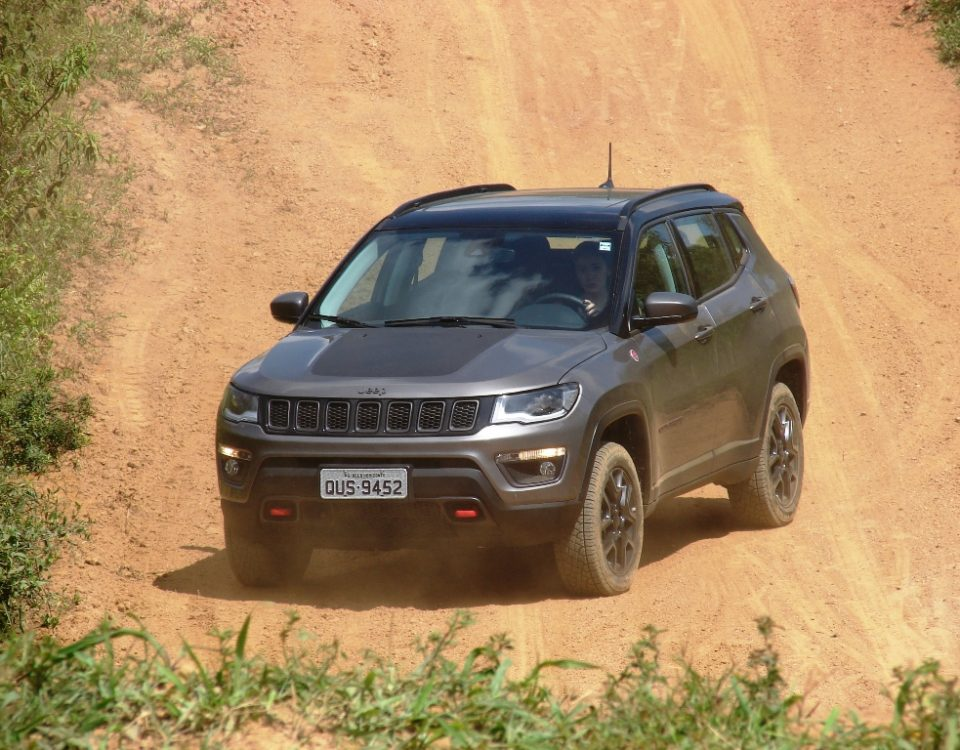 Jeep Compass amplia participação no mercado