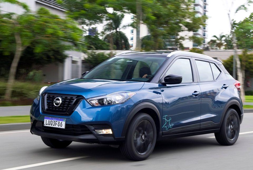 Lançamento: Nissan Kicks UEFA Champions League
