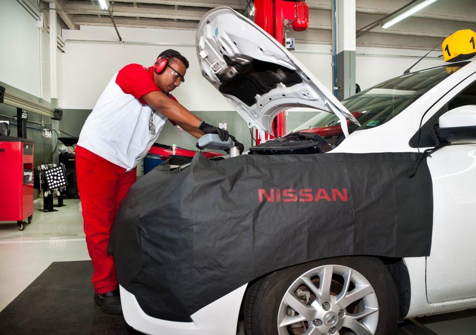 Nissan estende revisões de seus veículos